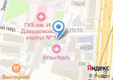 Компания «Superpohod.ru» на карте