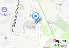 Компания «АктиТрейд-М» на карте
