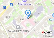Компания «Ясный Взор» на карте
