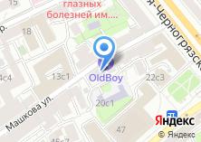 Компания «СОВИНВЕСТ-МСК» на карте