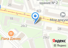 Компания «Ювелирная мастерская на Нагатинской» на карте