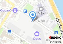 Компания «АКИТ автомобильная компания» на карте