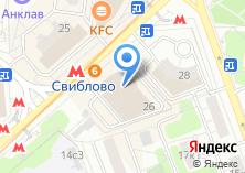 Компания «Sport4you» на карте