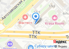 Компания «АТС-ЦЕНТР» на карте