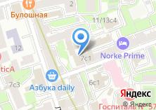 Компания «Благотворительный фонд Михаила Рудяка» на карте