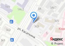 Компания «3s-print» на карте
