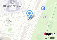 Компания «ОДС Инженерная служба района Северное Медведково» на карте