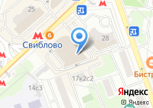 Компания «Служба вскрытия замков» на карте