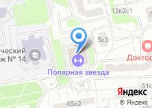 Компания «Полярная звезда» на карте