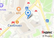Компания «Фора Спорт» на карте