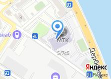 Компания «Московский технологический колледж» на карте