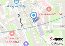 Компания «Радиопром» на карте