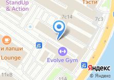 Компания «Новоспасский Двор» на карте