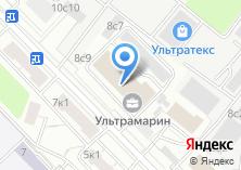 Компания «Рейлтелеком» на карте