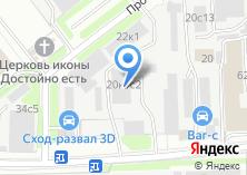 Компания «Электроконтакт торговая компания» на карте