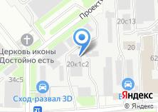 Компания «Супер Профиль» на карте