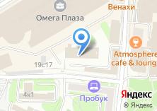 Компания «Штрих-М» на карте