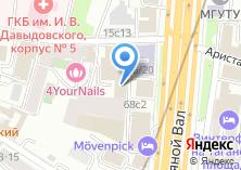Компания «КСК групп» на карте