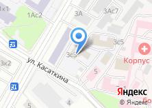 Компания «Всероссийская федерация Сэн`э» на карте