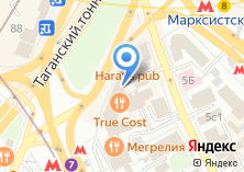 Компания «Первый печатный центр» на карте
