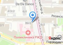 Компания «Инстинкт» на карте