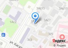 Компания «МАСТЕРА.РУ» на карте