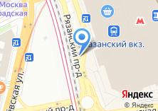 Компания «Нгм» на карте