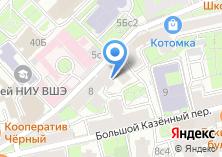 Компания «Покровка» на карте
