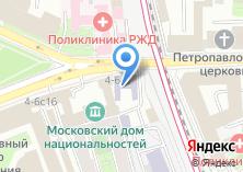 Компания «ИППК ПРОФЕССИОНАЛ» на карте