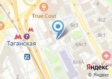 Компания «Ателье Елены Строкиной» на карте