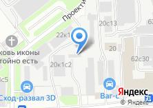 Компания «ГидроТехМастер» на карте