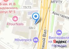 Компания «Территориальный центр социального обслуживания №3» на карте