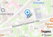 Компания «Top Hostel» на карте