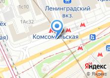 Компания «ОнПринт» на карте