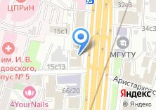 Компания «Московский театр русской драмы под руководством Михаила Щепенко» на карте
