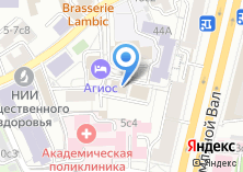 Компания «МИЭЛЬ» на карте
