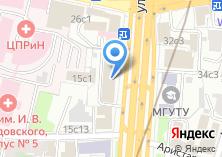 Компания «ТРИОРА» на карте
