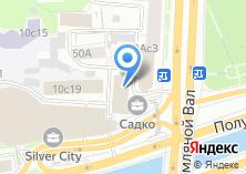 Компания «Пресса Москвы» на карте