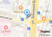 Компания «Москва 24» на карте