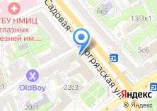 Компания «ГРЕЙН КОНСАЛТЭКС» на карте