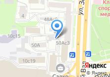 Компания «Russian Maintenance Corporation» на карте