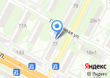 Компания «ТА САМАЯ парикмахерская» на карте