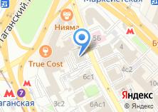 Компания «ЗаборСтрой» на карте