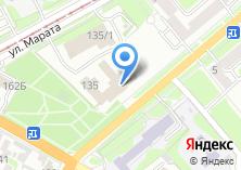 Компания «Кровля и фасад» на карте