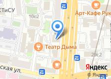 Компания «Манаенков и партнеры юридическая фирма» на карте