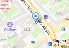 Компания «Дизайн Мира» на карте