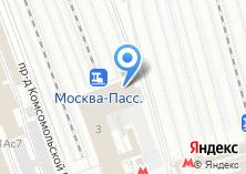 Компания «АВА-ПОСТ» на карте