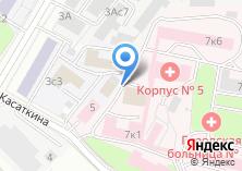 Компания «Msk-vihlop» на карте