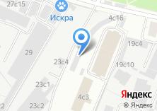 Компания «Витус+» на карте
