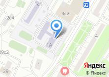 Компания «Центр образования №1464» на карте